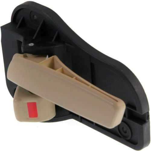 Front Or Rear Beige Plastic Passenger Side Door Handle For Rondo 07-12