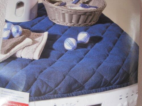 Waschmaschine Trockner in 4 Farben meradiso® Waschmaschinenbezug Frotteebezug f