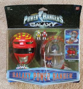 Power Rangers Bandai Année 2000 / Jouet Vintage . Neuf Scellé Rare