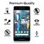 Google-Pixel-2-amfilm-Full-Cover-Protection-d-039-ecran-verre-trempe-Pack-de-1-noir miniature 2