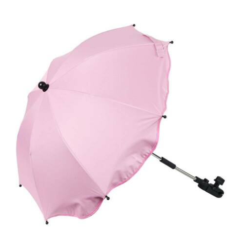 Universal Baby Pram Umbrella Parasol UV Sunshade Canopy For Pushchair Buggy UK
