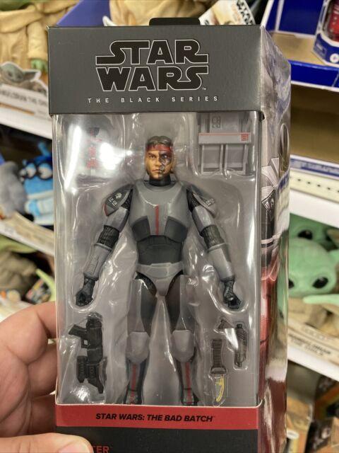 "Star Wars Black Series The Bad Batch Hunter 01 Hasbro 6"" Clone Force 99"