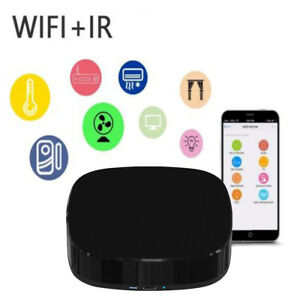 Universal-IR-Infrared-Smart-Home-Controller-WIFI-Remote-Control-Wireless-Switch