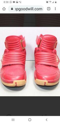 Jordan Generation 23 Gym Red/Gold Men's Shoes 8.5 - image 1