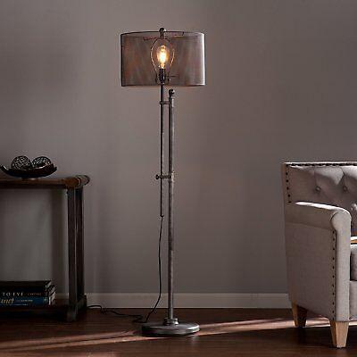Floor Lamp Minimalist Edison Light