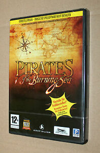Pirates of the Burning Sea rare German Preorder Box with Bonus CD Soundtarck - <span itemprop='availableAtOrFrom'>Braunschweig, Deutschland</span> - Pirates of the Burning Sea rare German Preorder Box with Bonus CD Soundtarck - Braunschweig, Deutschland
