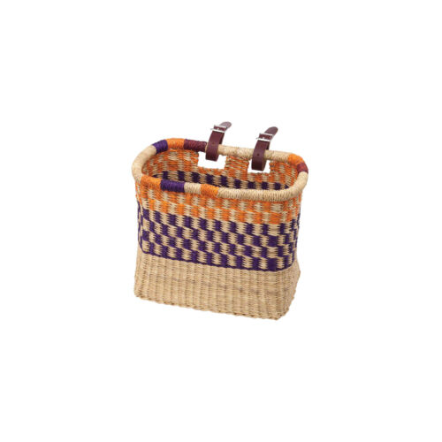 Assorted Colors House of Talents Square Bike Front Basket