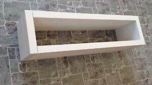 Mensole design per tv mobile per librerie mensole salvaspazio ebay - Mensole porta tv ikea ...