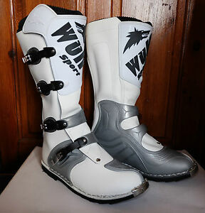 WULFSPORT-ADULT-SUPERBOOT-MX-OFF-ROAD-ENDURO-WULF-MOTOCROSS-BOOTS-WHITE-T
