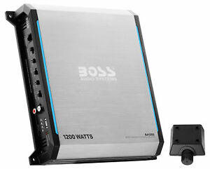 Boss-BA1200-1200-Watt-Car-Audio-Mono-Amplifier-Class-A-B-2-Ohm-Subwoofer-Sub-Amp