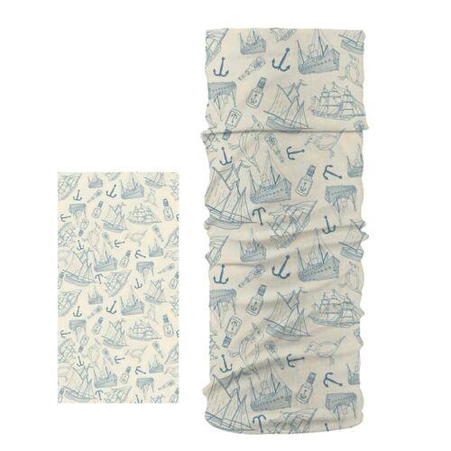 Multifunktionstuch Schlauchschal Halstuch Bandana Loop Schal Sonnenschutz Tuch