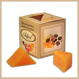 Duftwachs Orange & Zimt | Aroma Duftkerze Schmelzwachs Wax Aromatic