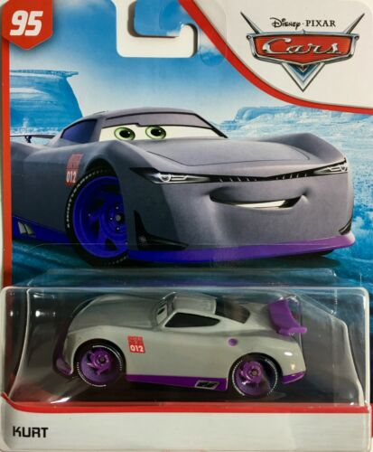 Disney Pixar Cars Kurt Die Cast Toy Rare New Unopened