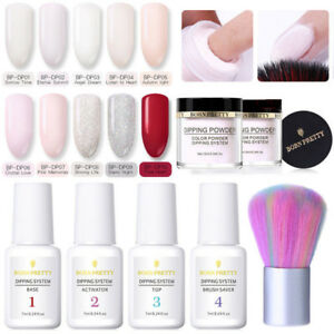 5Pcs-Set-Nail-Dipping-Glitter-Powder-System-Liquid-Top-Base-Coat-No-Lamp-Needed