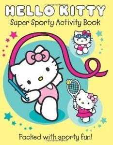 New-Super-Sporty-Hello-Kitty-Hello-Kitty-Book