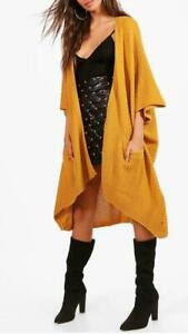 Oversized-Chuncky-Cape-Cardigan-with-Pockets-in-Mustard-onesize-8-14