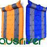Premium Self Inflating Double Mattress Camping Hiking Airbed Mat with Pillow