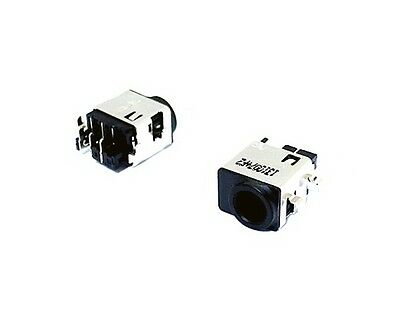 2X AC-DC Power Jack Charge Port Plug for Samsung NP-R580 NP-R530 NP-R540 Laptop