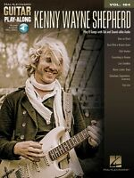 Kenny Wayne Shepherd Sheet Music Guitar Play-along Book Audio Online N 000138258
