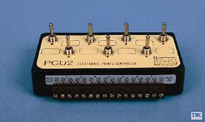 GMC-PCU2 Gaugemaster N/OO Scale Slave Point Control Unit for PCU1
