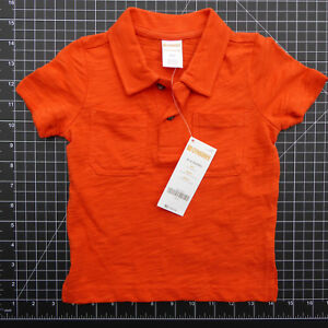 NWT Gymboree Baby Boys Cotton Polo Shirt top tee long sleeve NEW