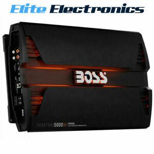 BOSS AUDIO R2400D MONO 1-CHANNEL 2400W CLASS-D AMPLIFIER CAR SUB AMP MONOBLOCK