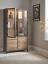 thumbnail 1 - Cox & Cox Any Room Stylish Burnt Oak & Iron Display/Storage Cabinet - RRP £1200