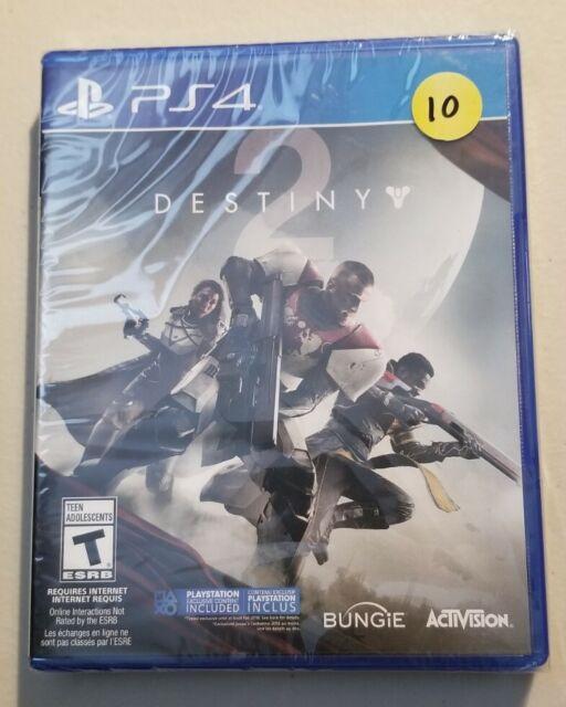 Destiny 2 PS4 *Brand New Sealed*
