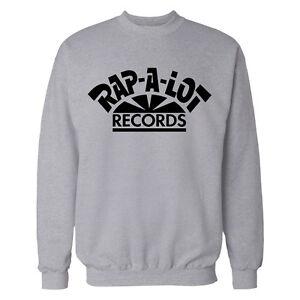 ea50a4b4ccaeb Rap-A-Lot Records Sweatshirt - Geto Boys Scarface Bun B Houston ...