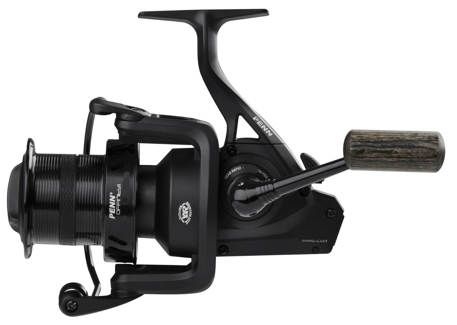 Penn Affinity II 8000 LC Rolle Karpfenrolle Reel Weitwurfrolle