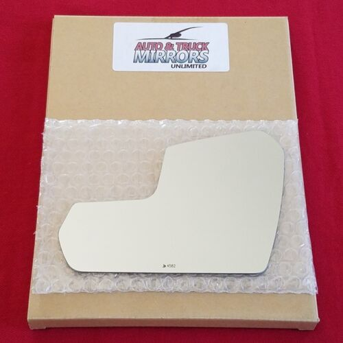 Mirror Glass Lower Adhesive For 15-17 Hyundai Sonata Driver Side Replacement