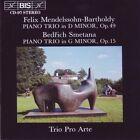 Piano Trios (trio Pro Arte) 7318590000977 by Mendelssohn CD
