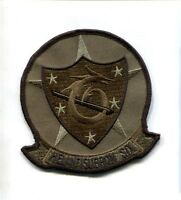 HS-6 INDIANS US NAVY SIKORSKY SEAHAWK Helicopter Squadron Jacket Patch Subdued