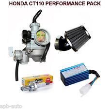 HONDA CT110 CARBURETOR CARBY HONDA CT 110 CT90 POSTIE BIKE PERFORMANCE PACK #6