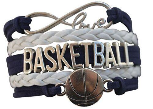 12 Colors Gift For Basketball Players Basketball Jewelry Basketball Bracelet