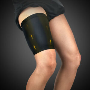 Lk-Sport-Jambe-Cuisse-Support-Attelle-Extensible-Manche-Compression-Protection