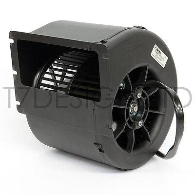 Ventilador Soplador centrífugo de Spal 007-A42-32D 12v AC 454cfm 1 velocidades Calentador