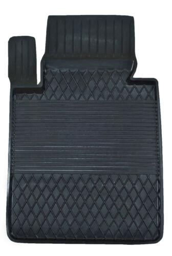 1 piezas de goma para maletero alfombrilla con alto margen conductor se ajusta para bmw 5er f10 f11