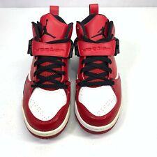 ad5c9b470b110 616816-130 Mens Jordan Flight 45 High White/gym Red/black 13 for ...