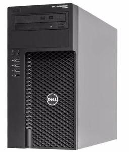 Dell-Precision-T1650-Intel-Xeon-E3-1225-i5-amp-8GB-Ram-128GB-Ssd-Cpu-i5-Graficos