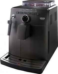 GAGGIA-NAVIGLIO-automatic-Cappuccino-Espresso-coffee-maker-BLACK