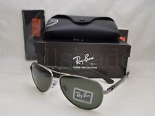 4ab09aa0193 item 1 Ray Ban CARBON FIBRE (RB8313-004 N5 58) Gunmetal with Green Ar  Polarized Lens -Ray Ban CARBON FIBRE (RB8313-004 N5 58) Gunmetal with Green  Ar ...
