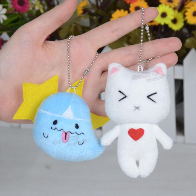 Shigatsu wa Kimi no Uso/Your Lie in April Kaori Cosplay Doll Toy 2pcs keychain