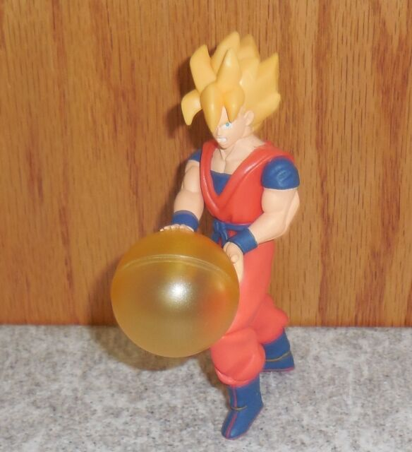 Dragon Ball Z SS Goku Irwin Cell Saga DBZ Action Figure