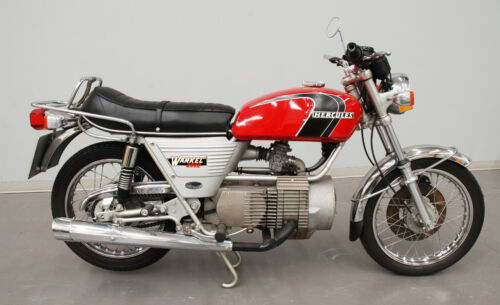 1976 HERCULES WANKEL 2000 VINTAGE MOTORCYCLE POSTER PRINT STYLE A 22x36 9 MIL