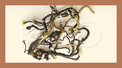 07 08 09 NISSAN ALTIMA WIRE WIRING HARNESS DASH DASHBOARD ...