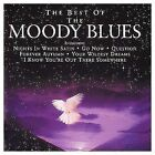The Moody Blues Best of CD Go Now Tuesday Afternoon Nights in White Satin