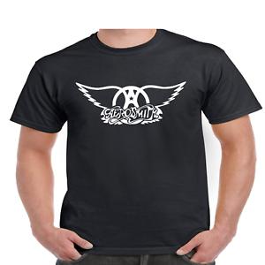 Aerosmith-Wings-T-Shirt-Classic-Rock-Band