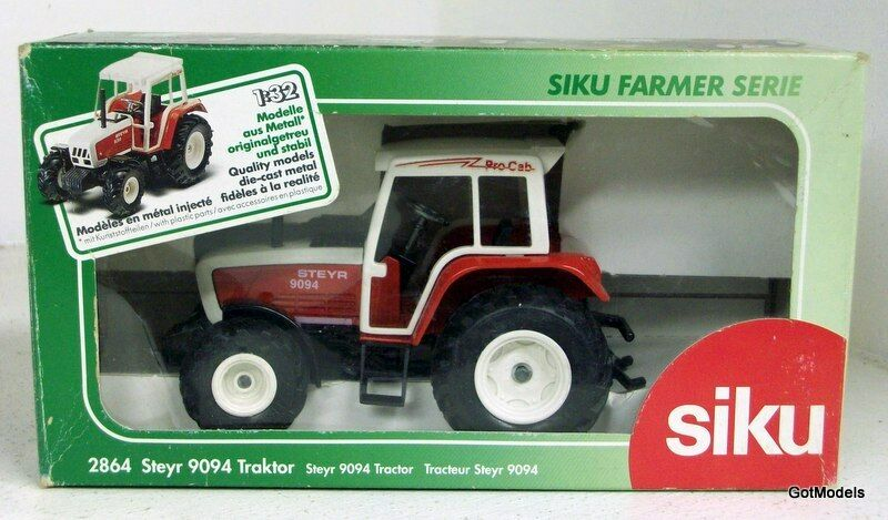 SIKU 1 1 1 32 - 2874 STEYR 9094 TRACTOR DIECAST MODEL FARM c950fe