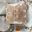 No Shed Rococo Rose Gold Glitter Laser Cut DIY Wedding Invitation Smooth